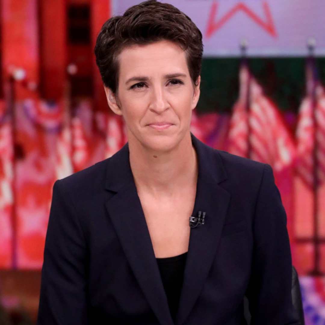MSNBC's Rachel Maddow to Miss Presidential Election Coverage After Possible COVID-19 Exposure