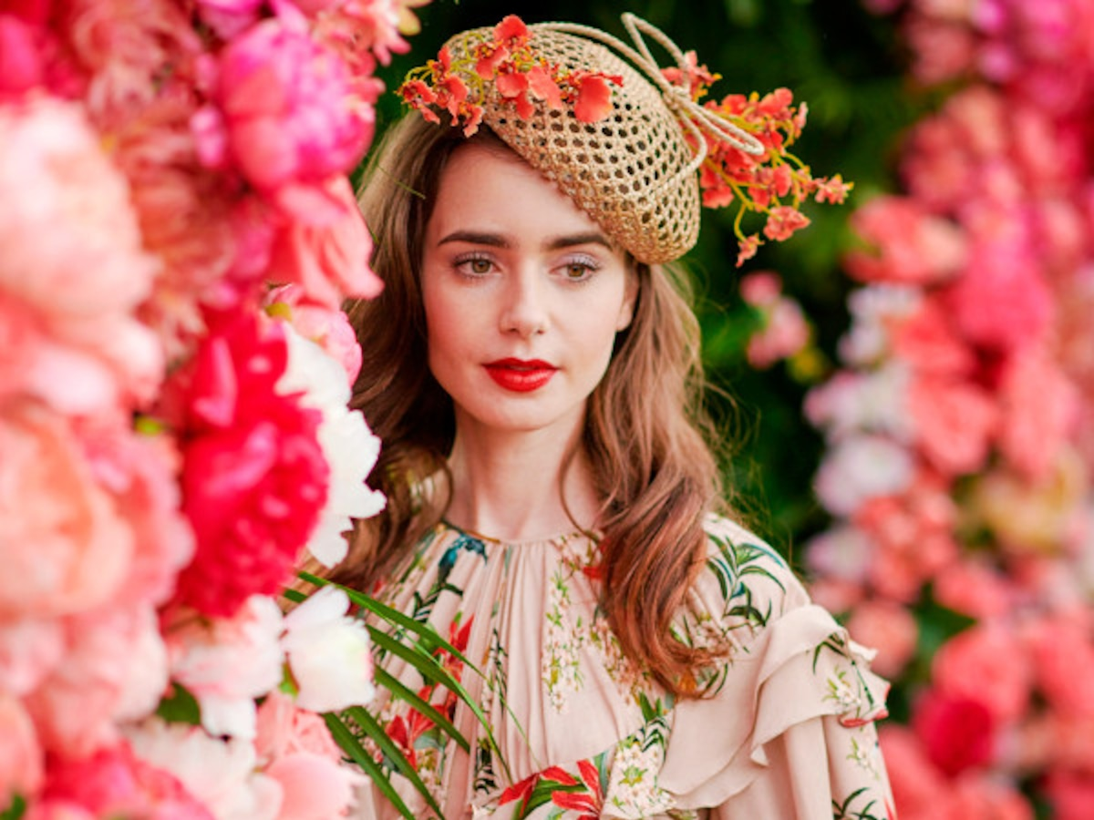 Lily Collins Channels a Summer Garden and More Best Dressed Looks