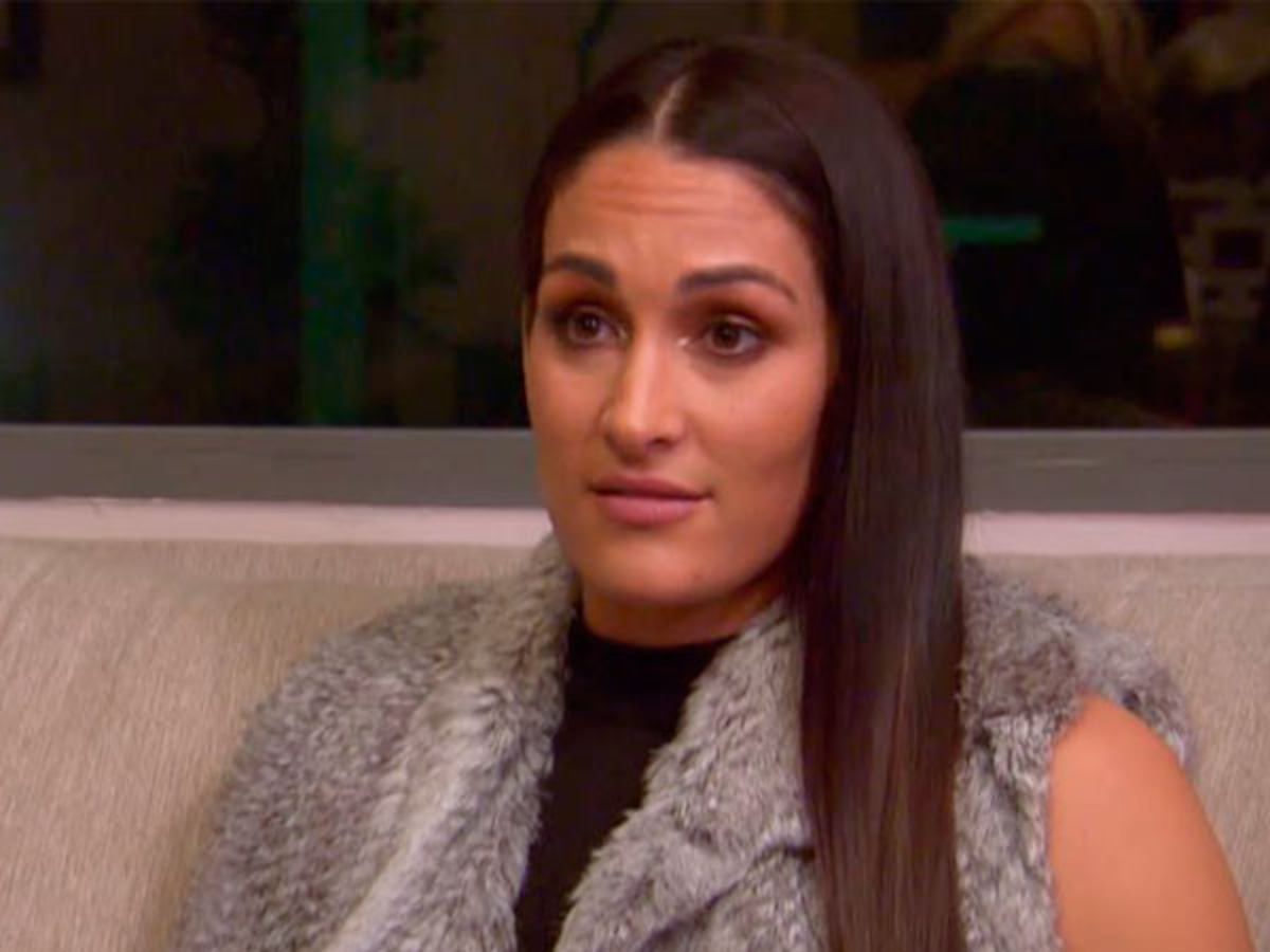 Nikki Bella on the Verge of a ''Big Meltdown'' Amid Stressful Wedding Planning on <i>Total Bellas</i>: ''Why am I Even Doing This?''
