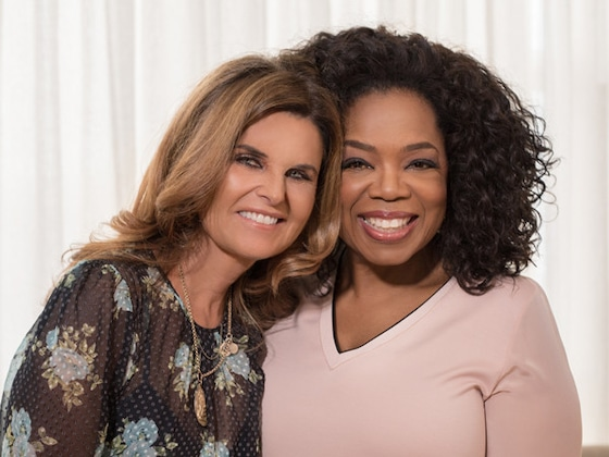Maria Shriver Opens Up to Oprah Winfrey About Raising Kind and Ambitious Children