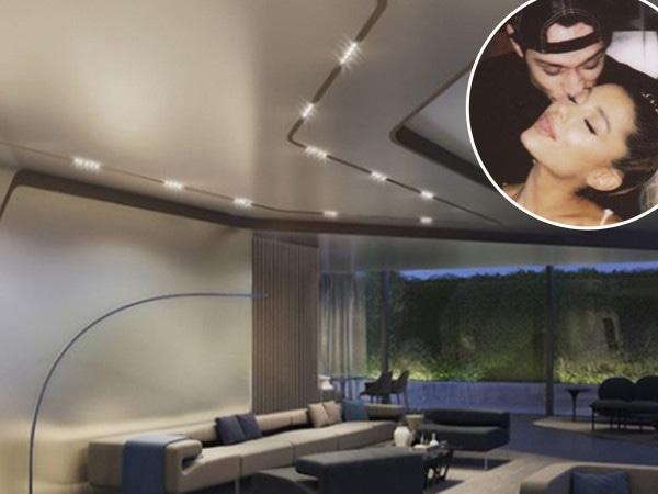 Visitez l'appartement new-yorkais de 16 millions de dollars d'Ariana Grande et Pete Davidson