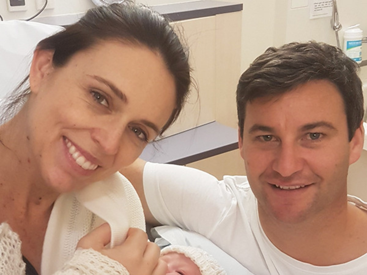 Jacinda Ardern Shares the Touching Meaning Behind Her New Baby's Name