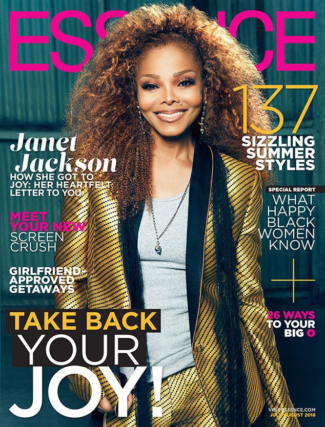Janet Jackson, Essence