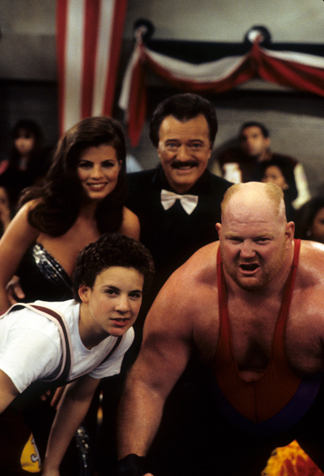 Big Van Vader, Leon White, Boy Meets World
