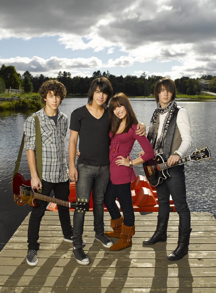 Camp Rock, Demi Lovato,The Jonas Brothers, Summer Camp Movies