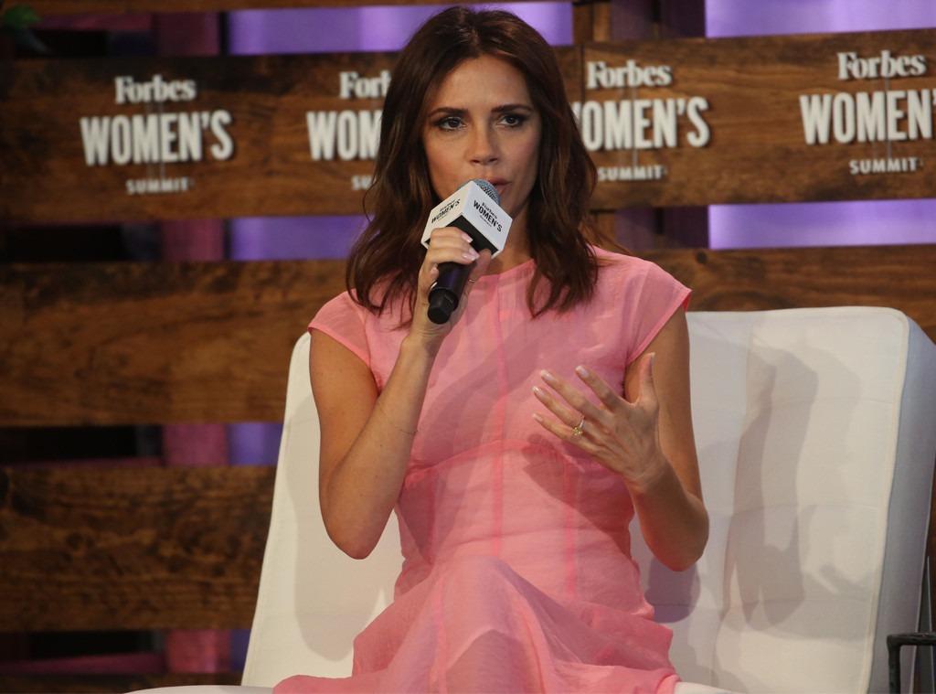 Victoria Beckham, Forbes Women's Summit 2018