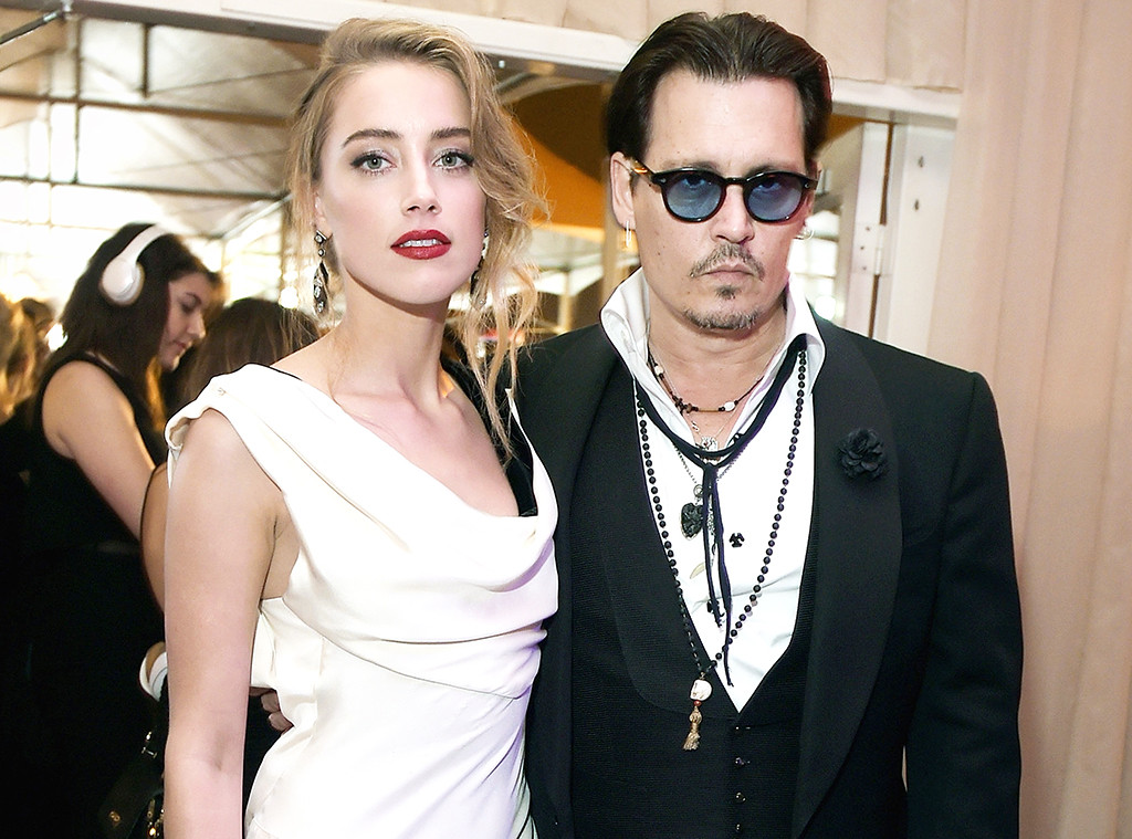 Johnny Depp Claims Amber Heard ''Painted-On Bruises'' as ...