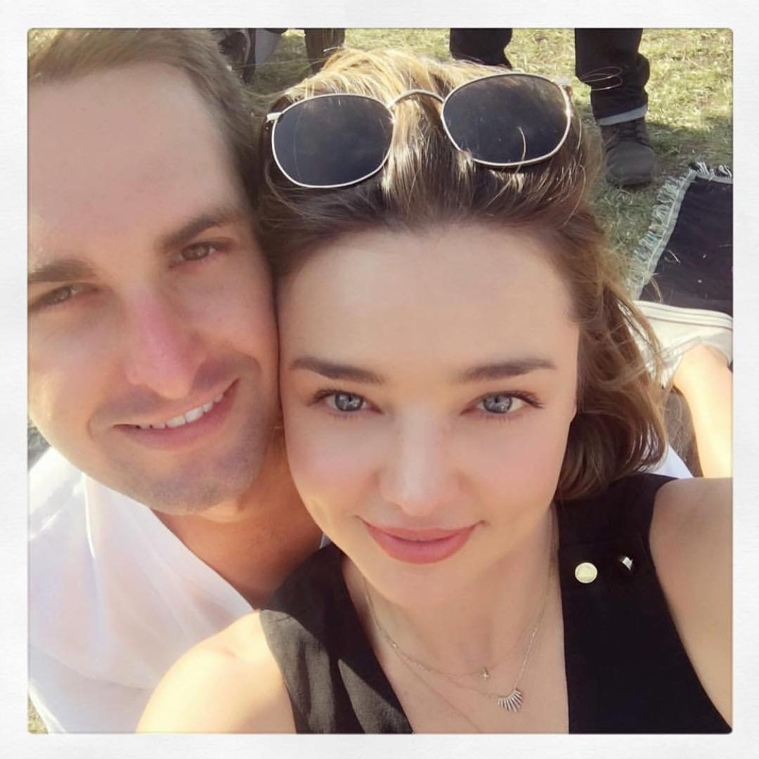 Miranda Kerr & Evan Spiegel -  Hello Hart! The Australian model and the Snapchat CEO  celebrated  the birth of their first bundle of joy together in May.