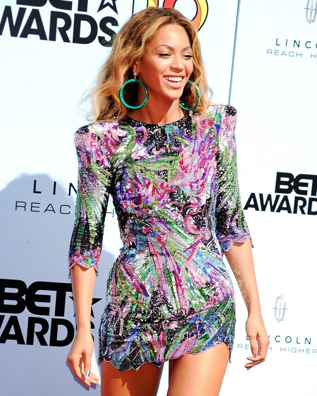 ESC: Beyonce, 2015 BET Awards
