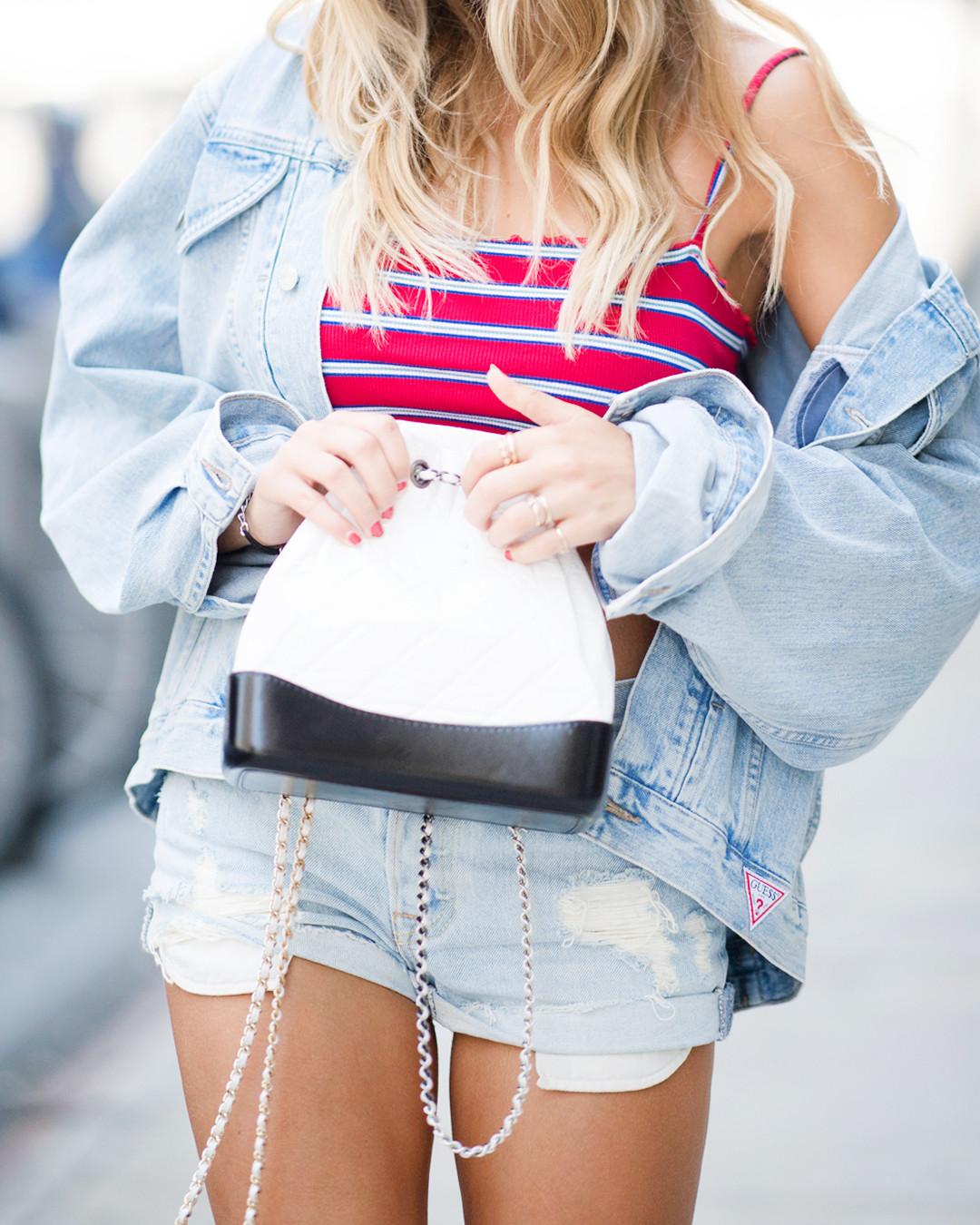 Shopping: Denim Shorts