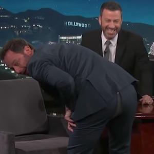 Nick Kroll, Jimmy Kimmel