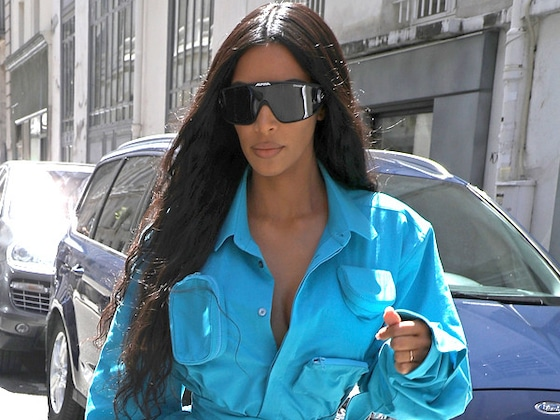 Kim Kardashian Returns to Paris for the First time Since 2016 Robbery