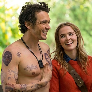 Why Him? Zoey Deutch, James Franco