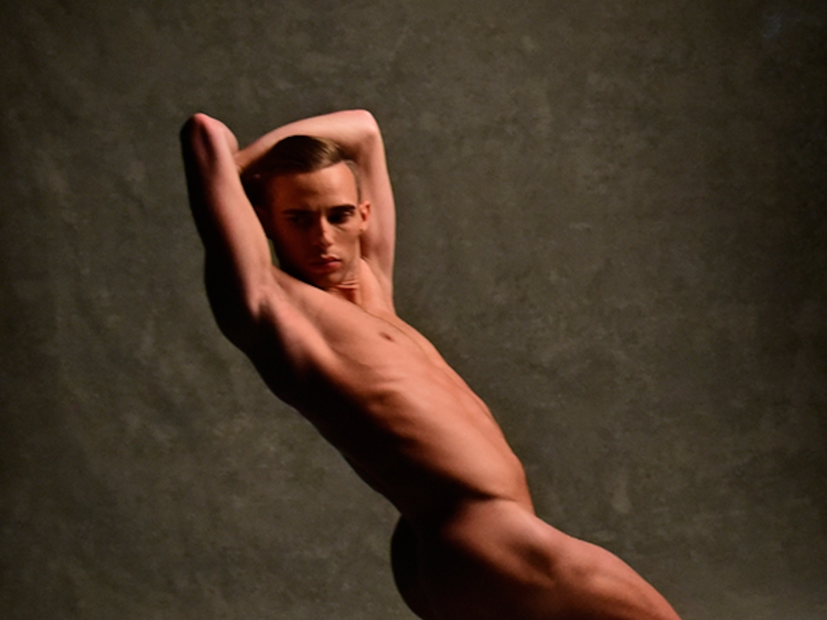 Adam Rippon Skates Nude for <i>ESPN the Magazine</i>'s Body Issue