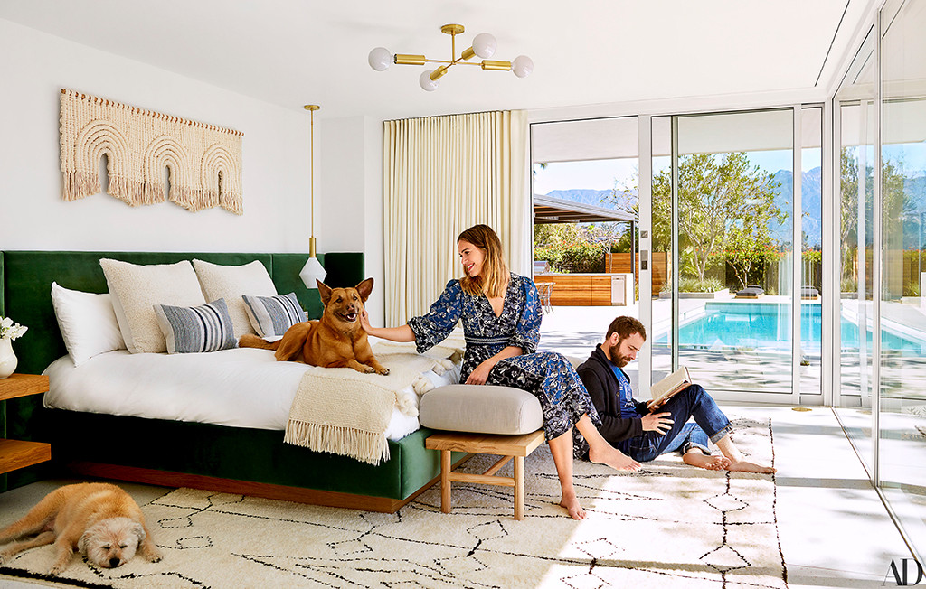 Mandy Moore, Architectural Digest