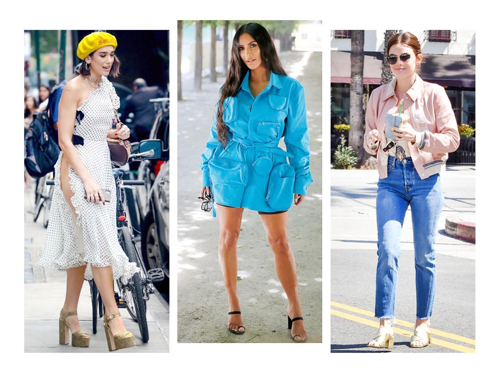 ESC: Lucy Hale, Kim Kardashian, Dua Lipa