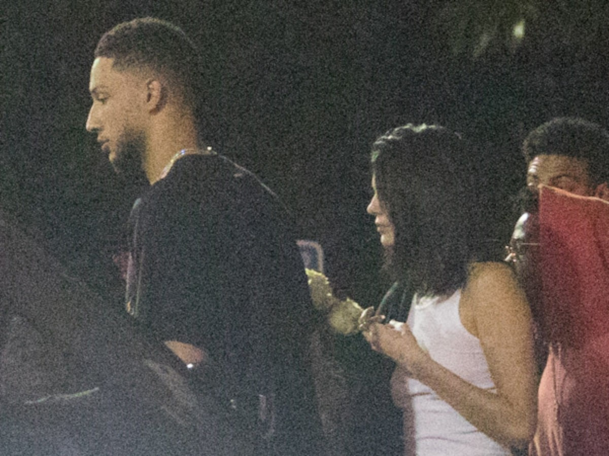"Kendall Jenner and Ben Simmons Are ""Inseparable"" During Night Out With Friends"