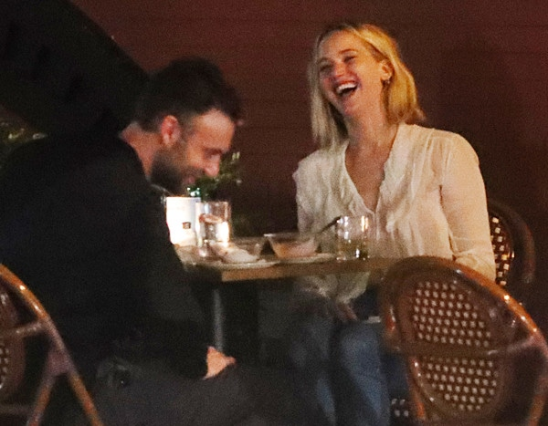 Jennifer Lawrence and ... Jennifer Lawrence Boyfriend News