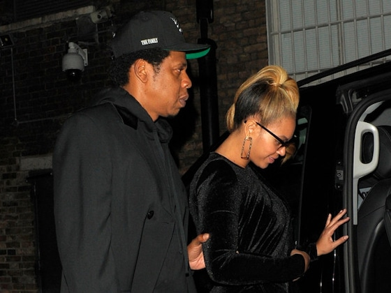 Beyoncé and Jay-Z Have Date Night at Elite London Club During Tour Break