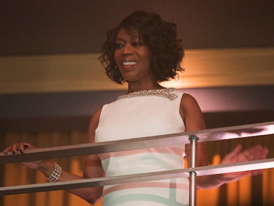 <i>Luke Cage</i>'s Alfre Woodard on Mariah's Ascension to Harlem's Throne in Season 2: ''Heavy Is the Head That Wears the Crown''
