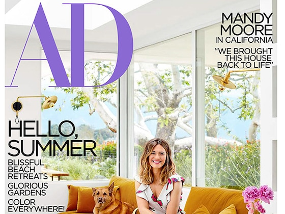 Inside Mandy Moore's California Dream Home