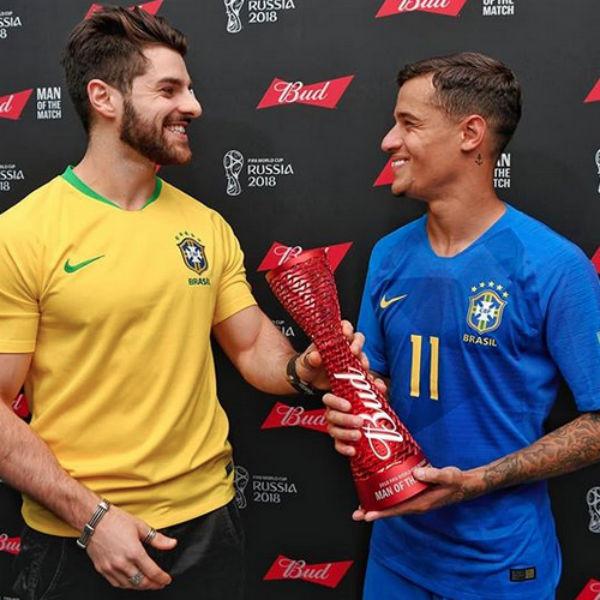Alok, Philippe Coutinho