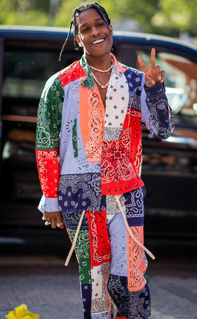 asap rocky from the big picture today's hot photos  e