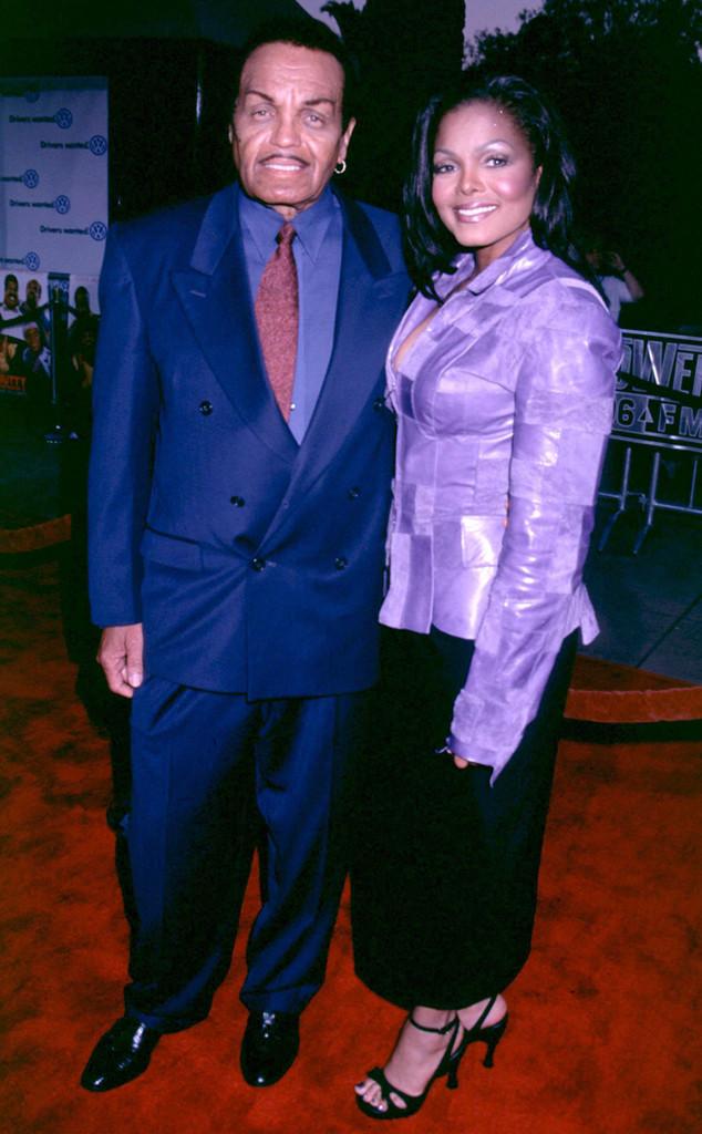 Joe Jackson, Janet Jackson