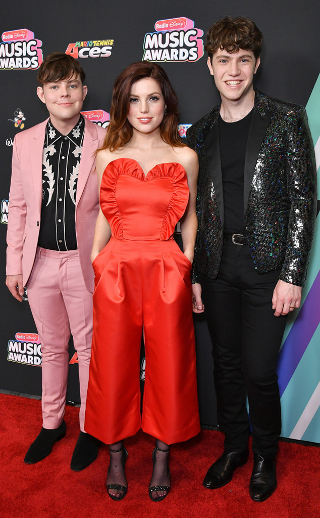 Echosmith, Sydney Sierota, 2018 Radio Disney Music Awards