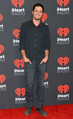 Ben Higgins, 2016 iHeartRadio Music Festival