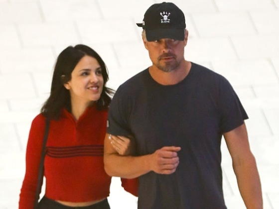 Josh Duhamel And Eiza González Get Cozy During Shopping Date