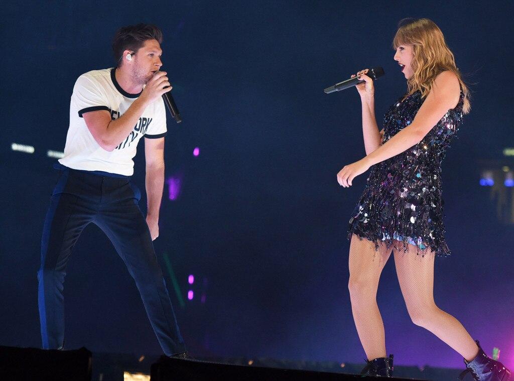Taylor Swift, Niall Horan
