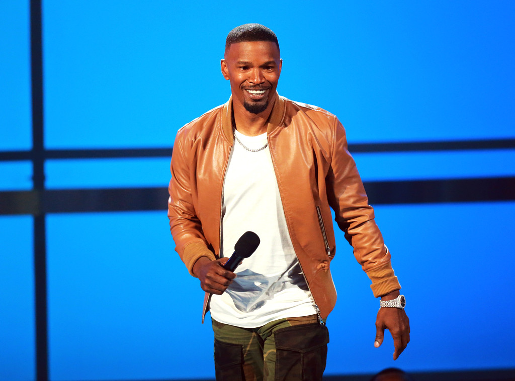 Jamie Foxx, 2018 BET Awards