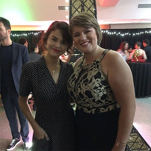 Selena Gomez, Children's Hospital Orange County Prom 2018