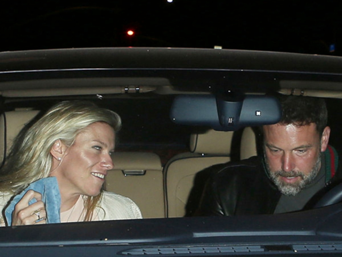 Ben Affleck Has Double Date With Lindsay Shookus and Her Parents