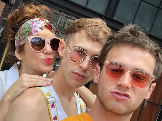 <i>13 Reasons Why</i> Co-Stars and More Celebrate Love at 2018 New York City LGBT Pride March