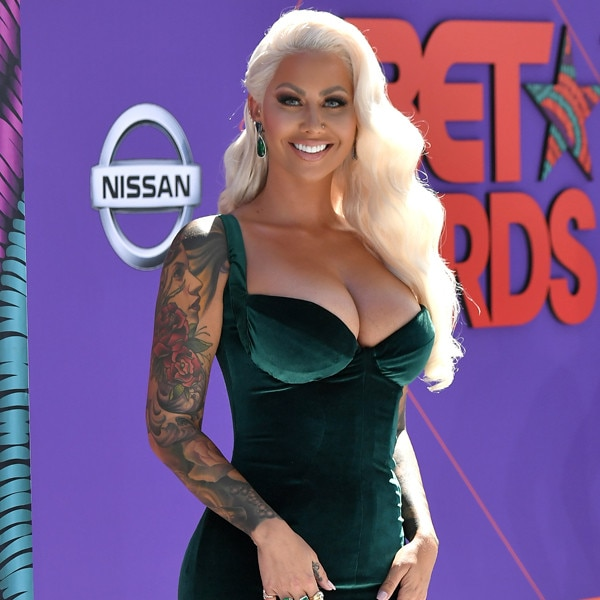 Amber Rose, 2018 BET Awards