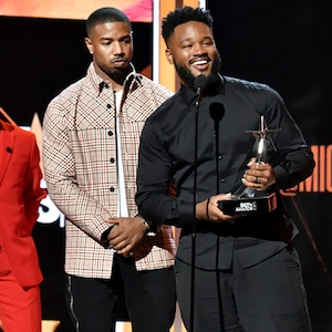 Michael B. Jordan, 2018 BET Awards, Winners