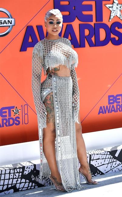 Blac Chyna, 2018 BET Awards