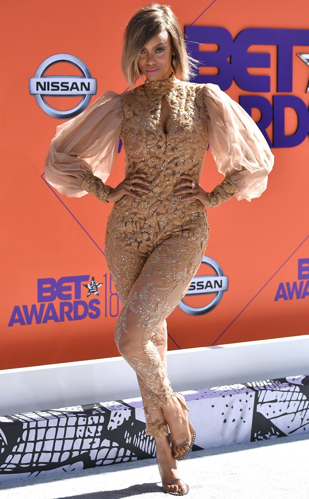 Tyra Banks, 2018 BET Awards