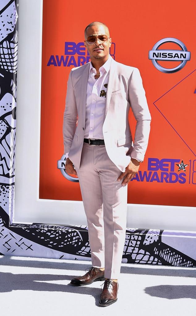 T.I., 2018 BET Awards