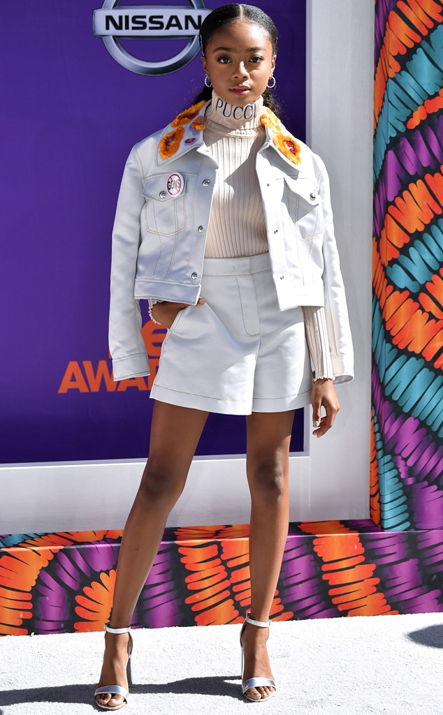 Skai Jackson, 2018 BET Awards