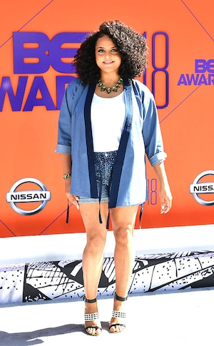 ESC: Marsha Ambrosius, 2018 BET Awards, Worst Dressed