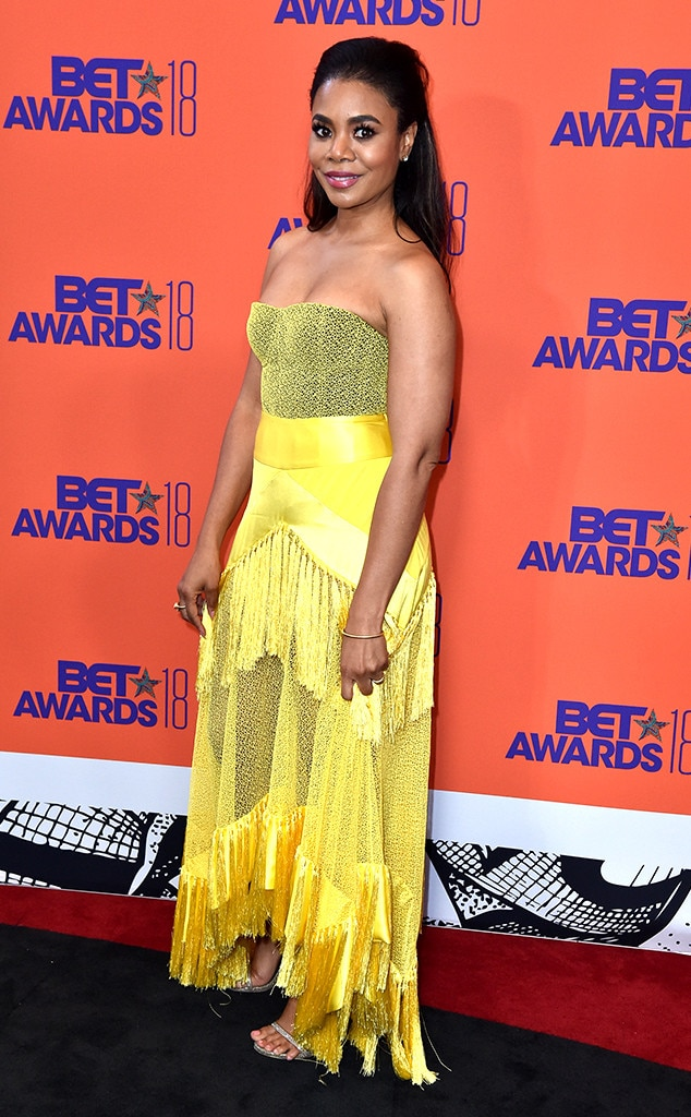 ESC: Regina Hall, 2018 BET Awards, Best Dressed