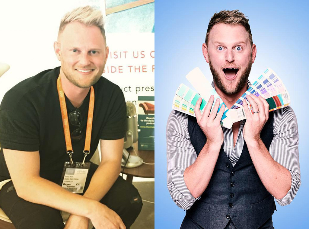 Queer Eye, Fab Five, Then and Now, Bobby Berk