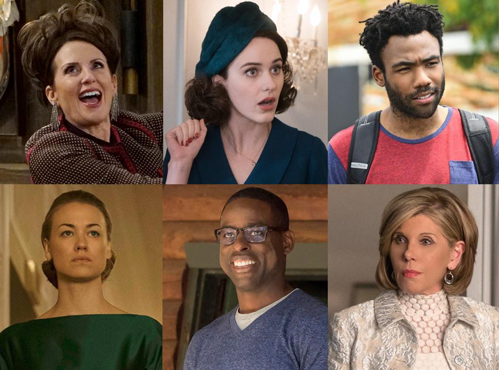 Dream Emmys split