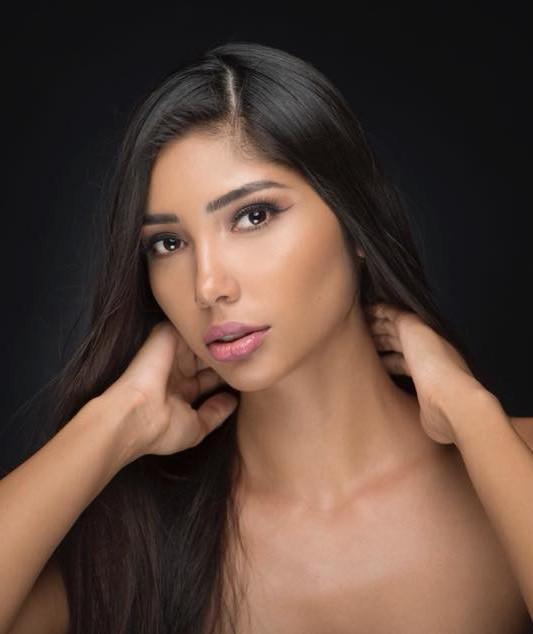 Miss Bolivia, Miss Universo 20118