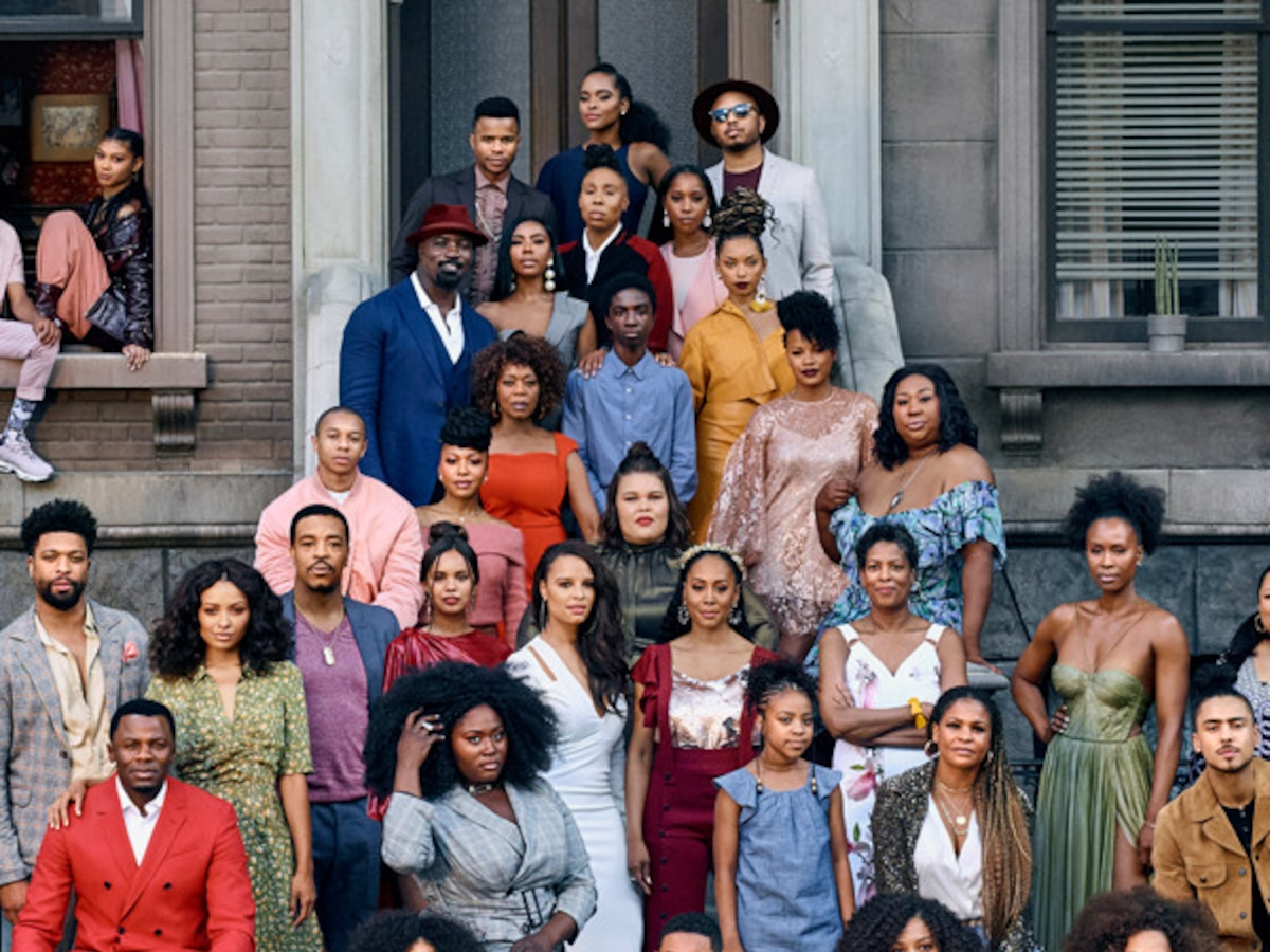 "Netflix Assembles 47 Black Artists for ""A Great Day in Hollywood"" Video Celebrating Diversity"