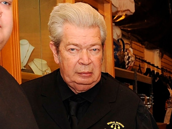 <i>Pawn Stars</i>' Richard Harrison Dead: &quot;The Old Man&quot; Was 77