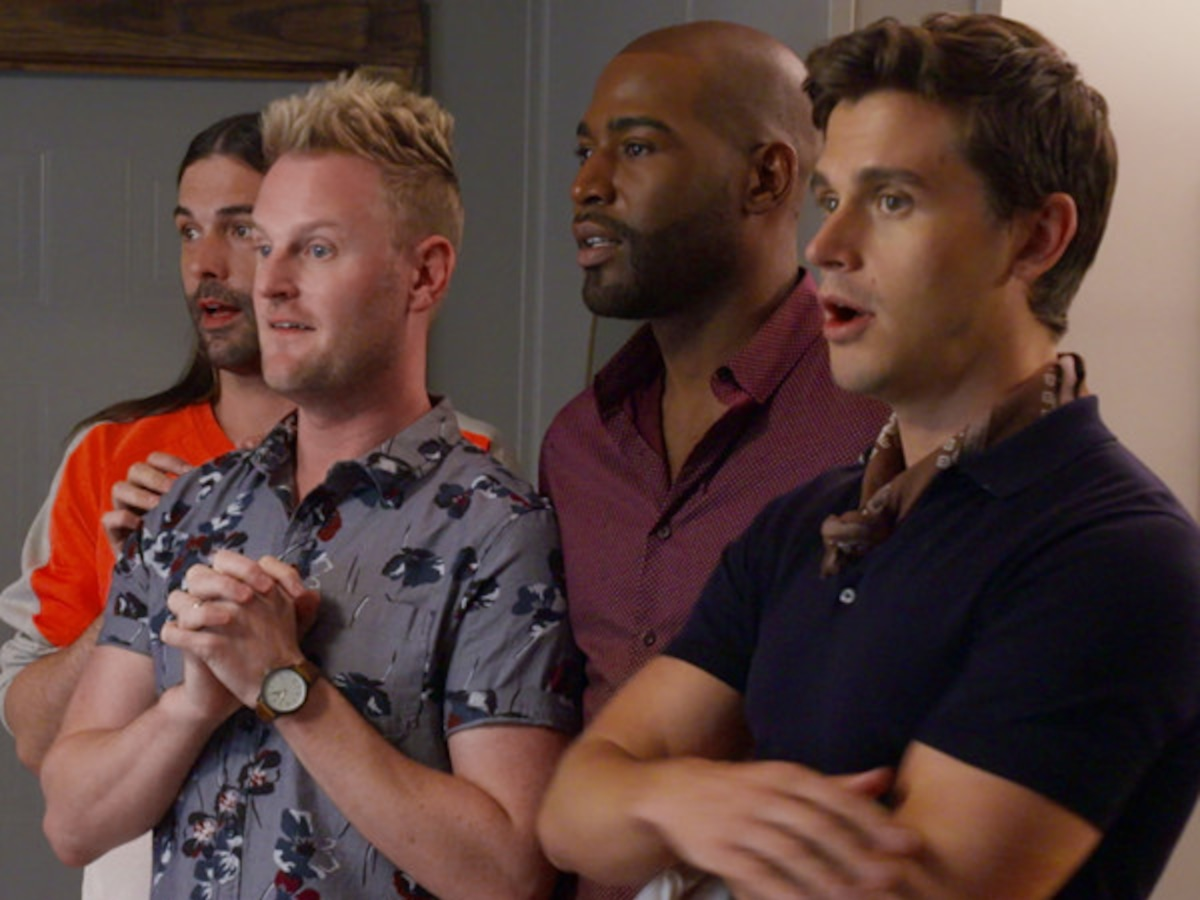 What Were <i>Queer Eye</i>'s Fab Five Up to Before They Were Stars?